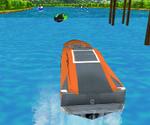 3D Powerboat Race