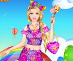 Barbie Arc En Ciel