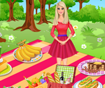 Barbie Picnic