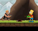 Bart Simpson Rambo