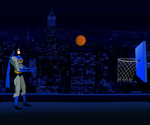Batman Basketball