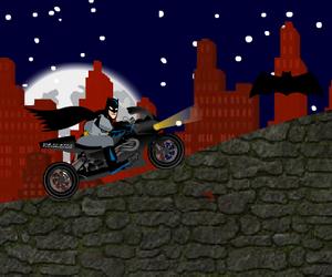 Batman Biker