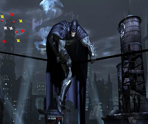 Batman Hidden Numbers