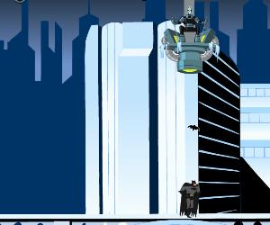 Batman Vs Freeze