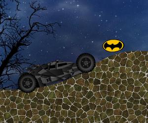 Batmobile Batman