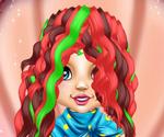 Bébé Ariel