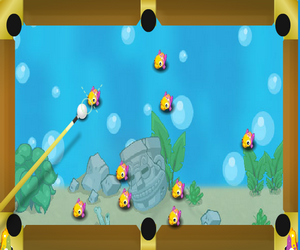 Billard Poisson
