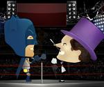 Boxe Batman