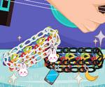 Bracelet Elastique Starburst