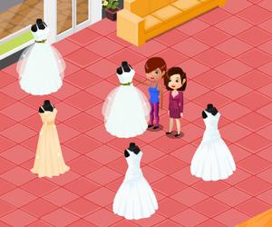 Bride Shopping