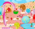 Candy World Escape