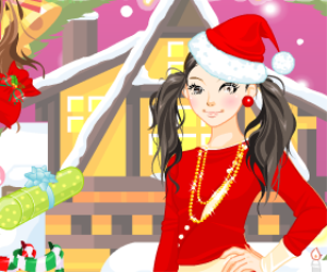 Christmas Charlotte Dress Up