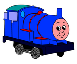 Coloriage Thomas Le Train