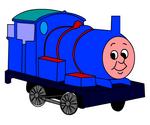 Coloriage Thomas Le Train