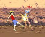 Combat One Piece