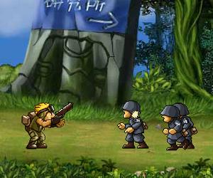 Commando Jungle