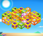 Cube Mahjong