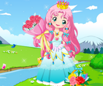 Cute Flower Princess