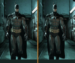 Difference Batman