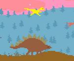 Dino Run Planete D