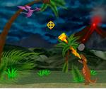 Dinosaure Contre Dragon