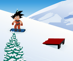 Dragon Ball Snowboard