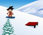 Dragon Ball Snowboard