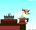 Dragon Et Dinosaure