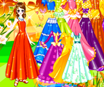 Garden Gown Dress Up
