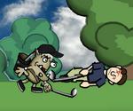 Gavin The Pro Golf Goblin 2