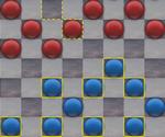 Glass Checkers