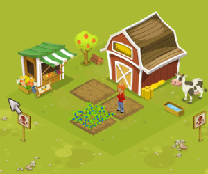Goodgame Farm Fever