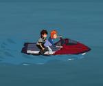 Gwen 10 Jet Ski Dash