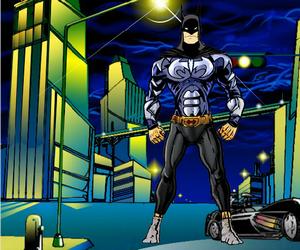 Habillage Batman
