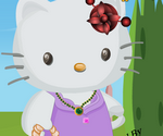 Habillage Hello Kitty