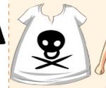 Habillage Luffy