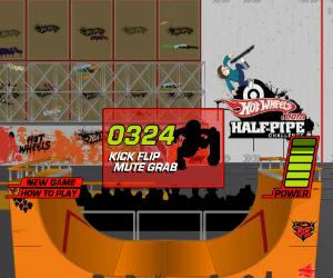 Half Pipe Skate