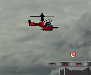 Hélicoptère Batman