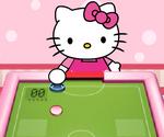 Hello Kitty Air Hockey