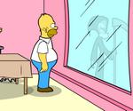 Homer Saw Game