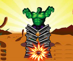 Hulk Destruction
