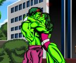 Hulk Kiss