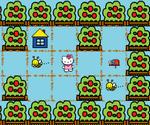 Jardin Hello Kitty
