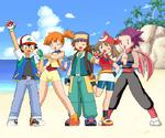 Les Pokemon