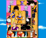Mahjong Dragon Ball