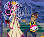 Mariage Draculaura