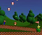 Mario Mini Golf
