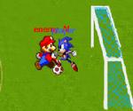 Mario Sonic Foot