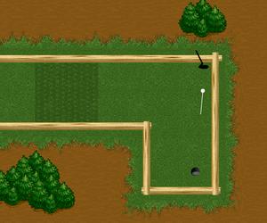 Mini Golf Nature