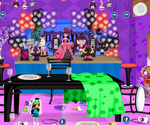 Monster High Party Clean Up